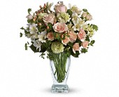 Anything for You by Teleflora in Ste-Foy QC, Fleuriste La Pousse Verte