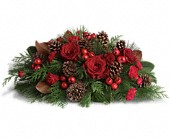Spirit of the Season in Cerritos CA, The White Lotus Florist