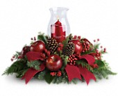 Merry Magnificence in Red Oak TX, Petals Plus Florist & Gifts