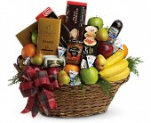 The Ultimate Christmas Basket in Sarasota FL, Aloha Flowers & Gifts