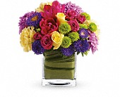 Teleflora's One Fine Day in Fairfield CT, Town and Country Florist