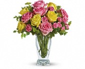 Teleflora's Glorious Day in Pearland TX, The Wyndow Box Florist