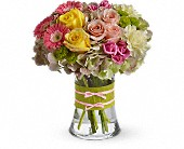 Fashionista Blooms in Lowell MA, Wood Bros Florist