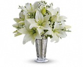 Written in the Stars by Teleflora in Austintown, Ohio, Crystal Vase Florist
