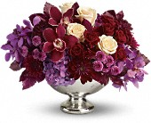 Teleflora's Lush and Lovely in flower shops MD, Flowers on Base