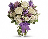 Teleflora's Enchanted Cottage in Thornhill ON, Wisteria Floral Design