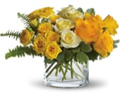 The Sun'll Come Out by Teleflora in Bellevue WA, Bellevue Crossroads Florist