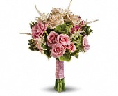 Rose Meadow Bouquet in West Boylston MA, Flowerland Inc.