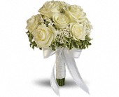 Lacy Rose Bouquet in North York ON, Ivy Leaf Designs