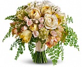 Best of the Garden Bouquet in Hilton NY, Justice Flower Shop