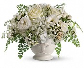 Teleflora's Napa Valley Centerpiece in San Jose CA, Rosies & Posies Downtown