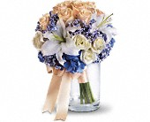 Nantucket Dreams Bouquet in Miami OK, SunKissed Floral