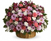 Rainbow Reflections Basket in Hermiston OR, Cottage Flowers, LLC