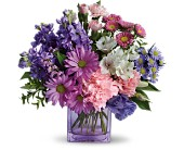 Heart's Delight by Teleflora in Clinton, Oklahoma, Dupree Flowers & Gifts