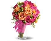 Passionate Embrace Bouquet in Levelland TX, Lou Dee's Floral & Gift Center