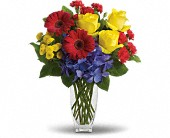 Here's to You by Teleflora in Manalapan NJ, Rosie Posies