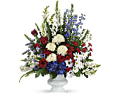 With Distinction in Houston TX, Cornelius Florist