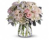 Beautiful Whisper in Redmond WA, Bear Creek Florist