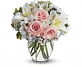 Arrive In Style in Calgary, Alberta, White's Flowers