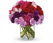Roman Holiday in Bellevue WA, Bellevue Crossroads Florist