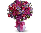 Teleflora's Joyful Jubilee in Waldron AR, Ebie's Giftbox & Flowers