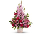 Heavenly Heights Bouquet in Deer Park, New York, Family Florist