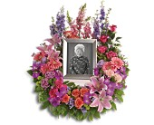 In Memoriam Wreath, picture