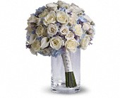 Lady Grace Bouquet in Big Rapids MI, Patterson's Flowers, Inc.