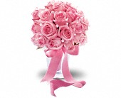 Pink Sorbet Bouquet in North York ON, Ivy Leaf Designs