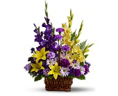 Basket of Memories in Kalamazoo MI, Ambati Flowers