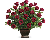Teleflora's Rose Tribute in Grand Falls/Sault NB, Grand Falls Florist LTD