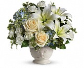 Beautiful Dreams by Teleflora in San Jose CA, Rosies & Posies Downtown