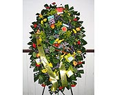 Gardener Remembrance Easel in Kentwood LA, Glenda's Flowers & Gifts, LLC