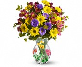 Teleflora's Thank You Bouquet in Watertown NY, Sherwood Florist
