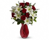 Teleflora's Look of Love Bouquet in East Amherst NY, American Beauty Florists