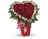 Heart and Soul in Houston TX, Azar Florist