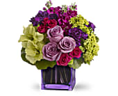 Dancing in the Rain Bouquet by Teleflora in Chardon OH, Weidig's Floral