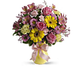 Darling Dreams Bouquet by Teleflora in New Glasgow NS, McKean's Flowers Ltd.