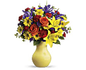 Start the Party Bouquet by Teleflora in National City CA, Event Creations