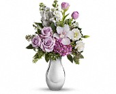 Teleflora's Breathless Bouquet in Canton NY, White's Flowers