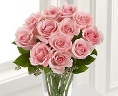 FTD Long Stem Pink Roses Bouquet in Woodbridge VA, Lake Ridge Florist