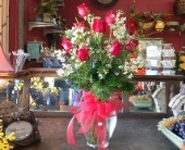 the Romonatic Impressions in Camden AR, Camden Flower Shop