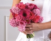 Pretty in Pink Bouquet in Green Bay, Wisconsin, Enchanted Florist
