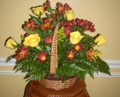 Sympathy Basket in Kentwood LA, Glenda's Flowers & Gifts, LLC