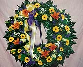 Fresh Wreath in Portsmouth OH, Kirby's Flowers