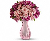Teleflora's Pink Fire Bouquet in New Britain CT, Weber's Nursery & Florist, Inc.