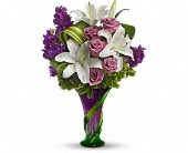 Teleflora's Indulge Her Bouquet in New Britain CT, Weber's Nursery & Florist, Inc.
