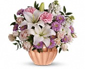 Love's Sweet Medley by Teleflora in New Britain CT, Weber's Nursery & Florist, Inc.