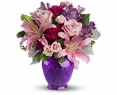 Teleflora's Elegant Beauty in Rockford IL, Stems Floral & More