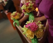 Wedding bouquets in Colonia NJ, Vintage and Nouveau